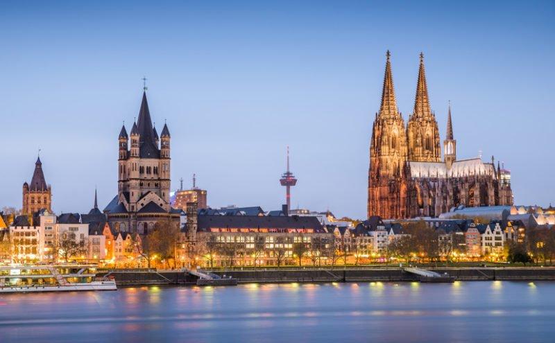 übernachtung In Köln